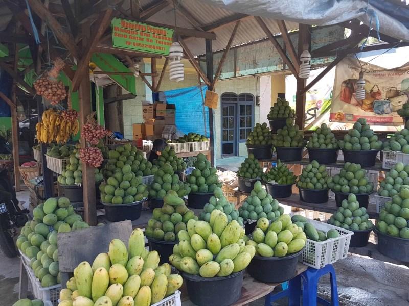 fruits, Indonésie