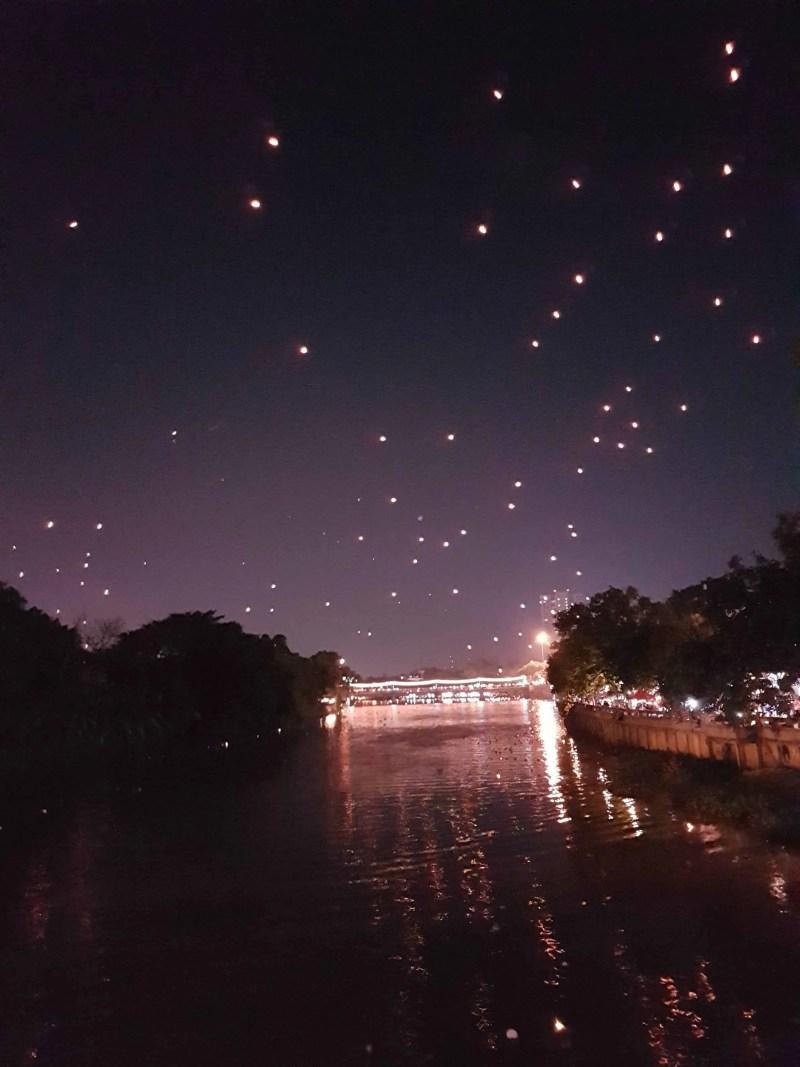 Thaïlande, la féérie du festival des lanternes 🏮 5
