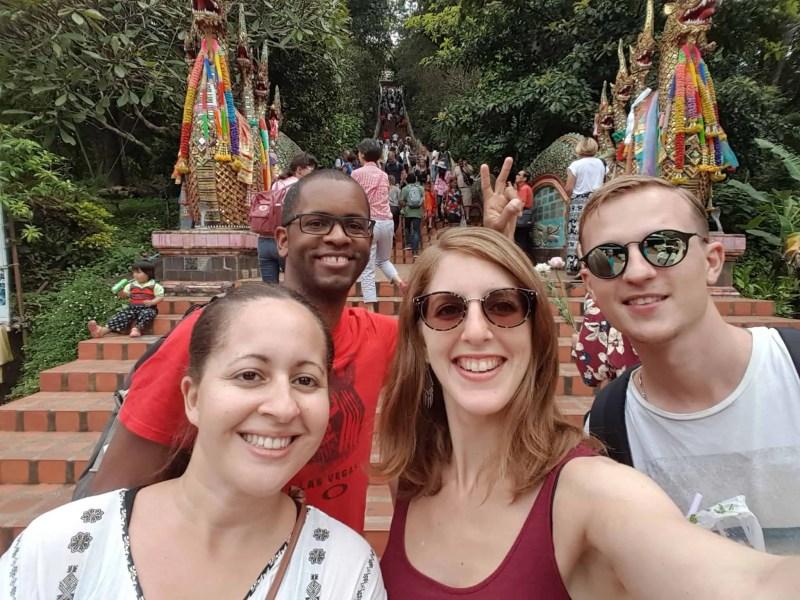 Thaïlande, découverte du magnifique temple de Doi Suthep 🛕 3