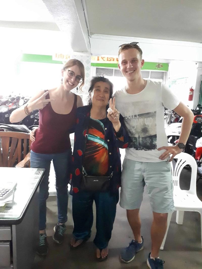 Thaïlande, deux nouveaux compagnons de route 🛵🛵 1