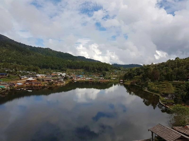 Thaïlande, le Chinese Village et ses cultures de thé 🏯 8