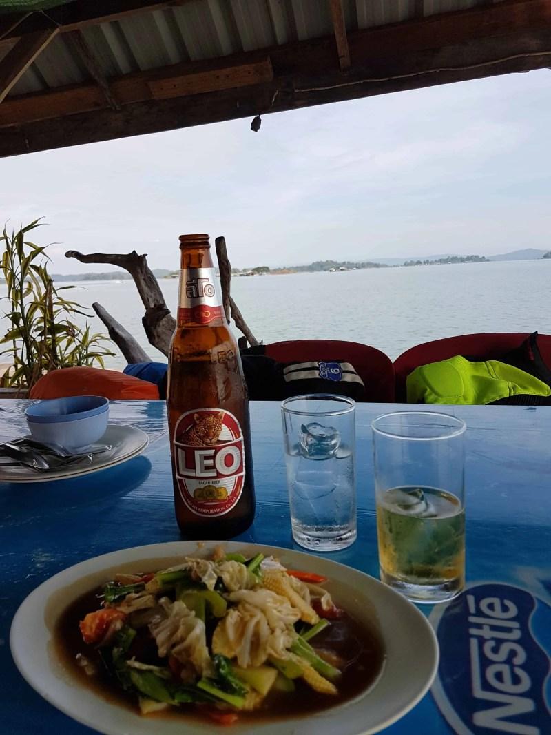 Thaïlande, un joli village de pêcheurs au bord de l'eau 🛶 6