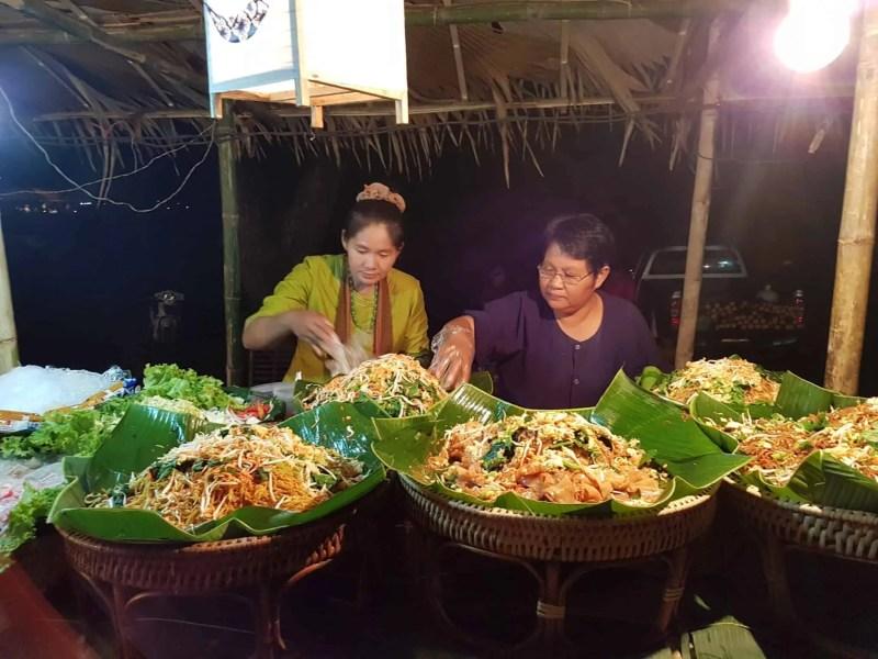 Thaïlande, festival de Si Satchanalaï🎆 12
