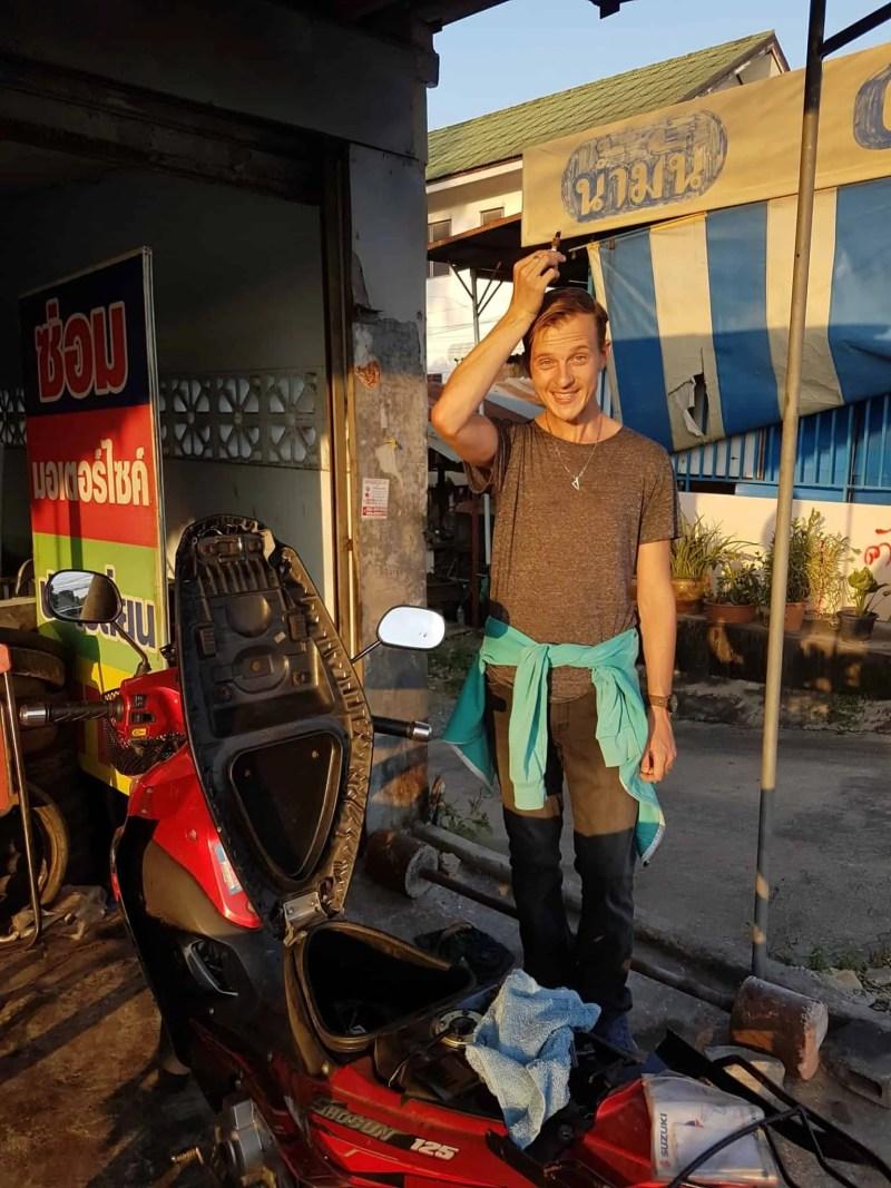 Thaïlande, sur la route cheveux au vent 🌱 3