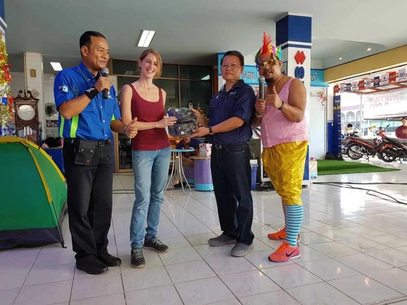 Thaïlande, quand tu deviens la star d'un évènement Suzuki ⭐ 11
