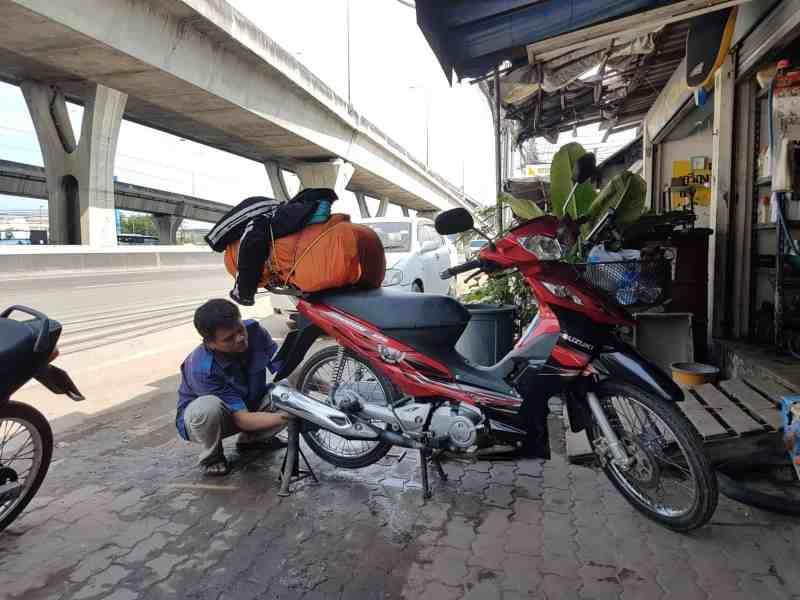 Thaïlande, arrivée à Bangkok 🏙 5