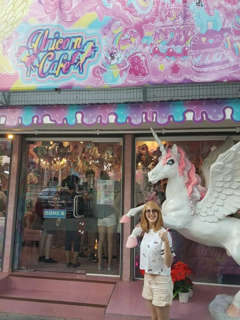 Thaïlande, the Unicorn Café 🦄 1