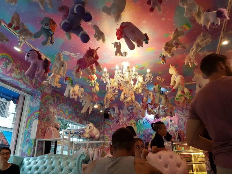 Thaïlande, the Unicorn Café 🦄 2