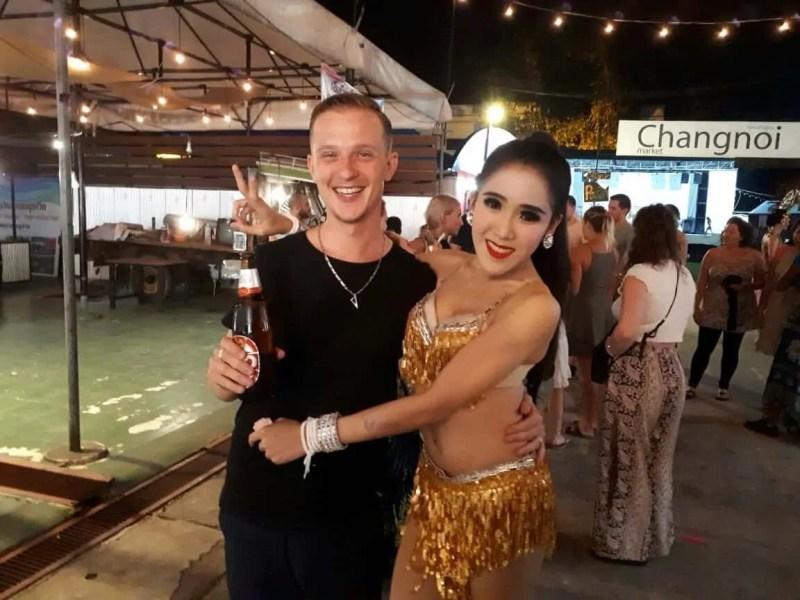 Thaïlande, marché aux fleurs et quartier Chinois de Bangkok 🎎 25
