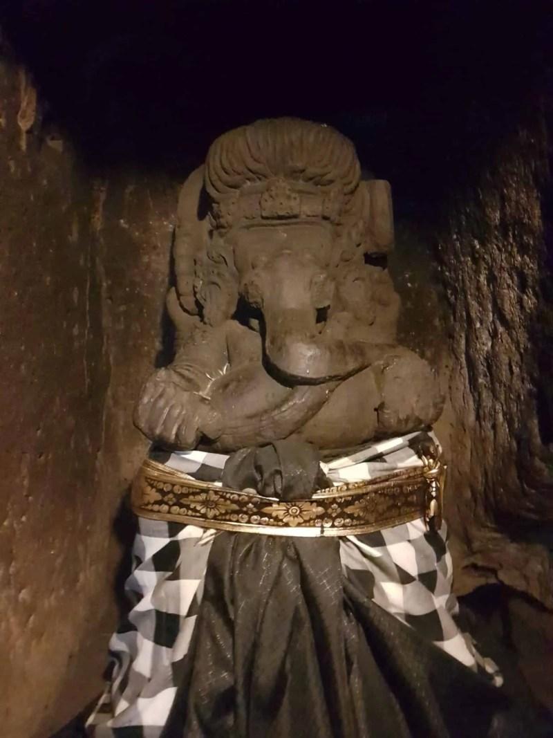 Bali, le joli et atypique temple Goa Gajah 🛕 5