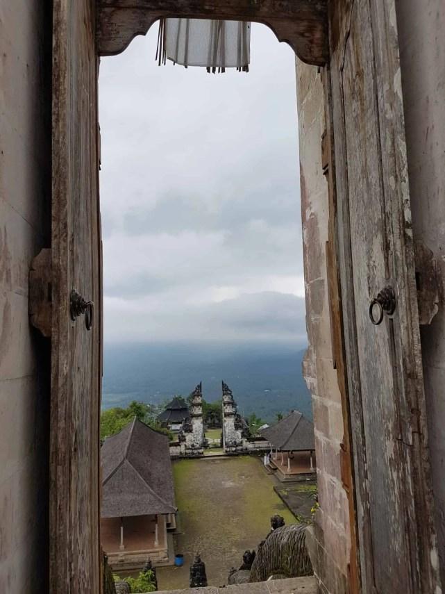 Bali, l'incroyable vue du temple Pura Lempuyang Luhur 🌋 5