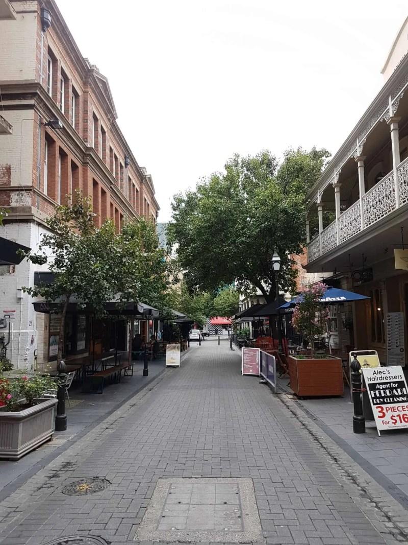Australie, premiers pas dans Adélaïde 👟 4