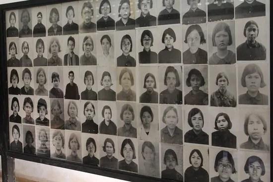 Cambodge, histoire du génocide et visite de la prison S21 😥 13