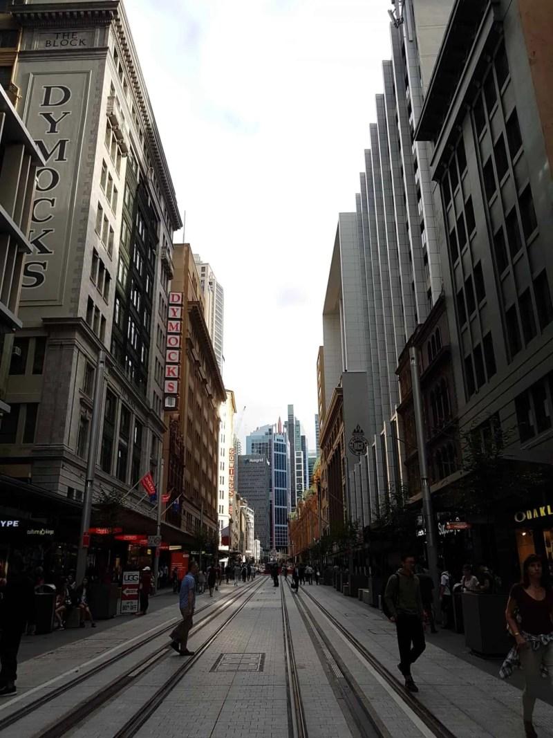 Australie, premier jour de découverte de Sydney 😊 8