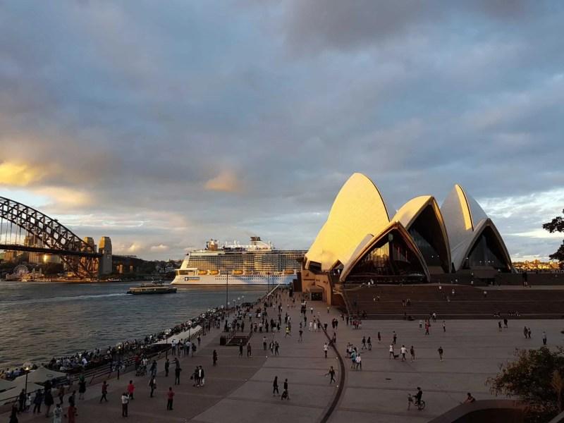 Australie, premier jour de découverte de Sydney 😊 22