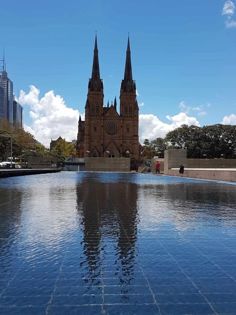 Australie, le jardin botanique de Sydney 🌺 8