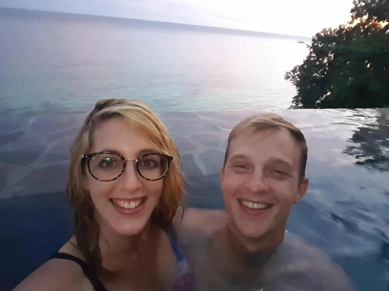 Philippines, un anniversaire romantique dans un hôtel de rêve 🧡 10