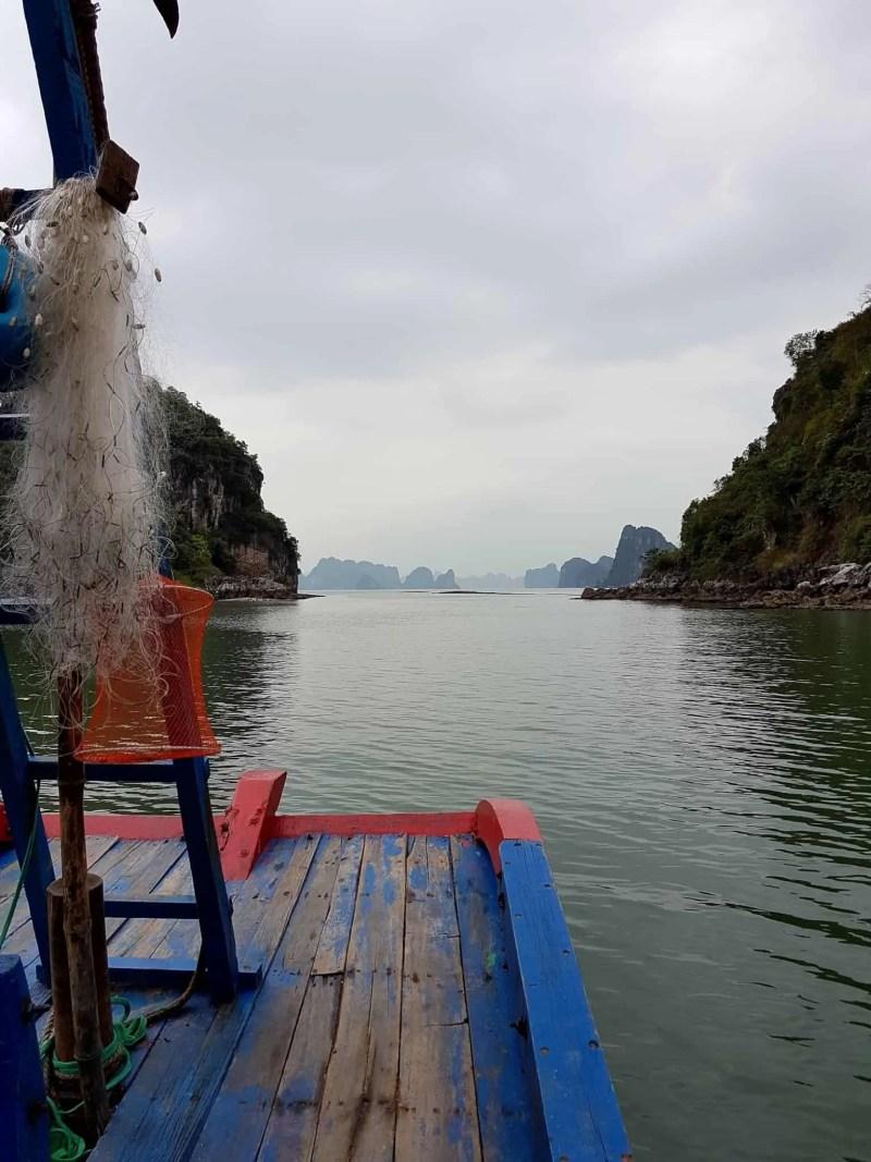 Vietnam, tour en bateau privé dans la baie d'Halong ⛵ 4
