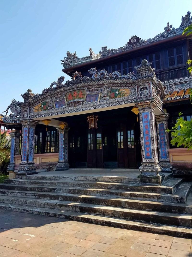 Vietnam, la magnifique cité impériale de Hué 🏯 27