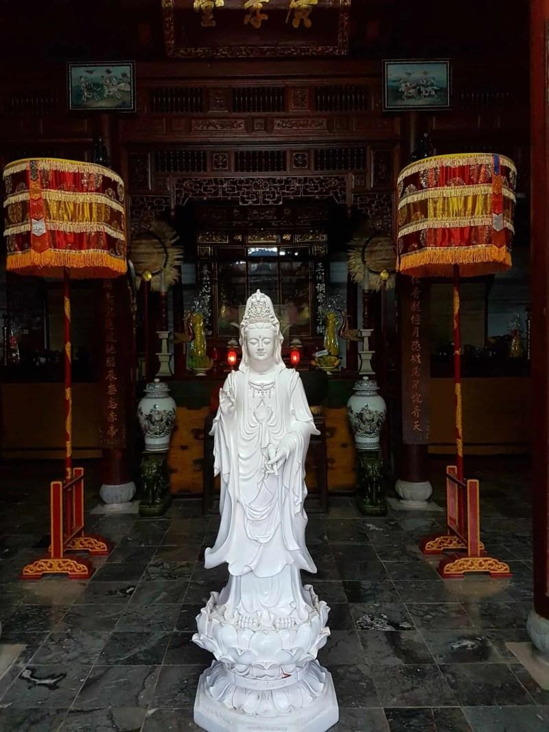 Vietnam, scotchés devant la beauté du mausolée de l'empereur Khai Dinh ⚰ 22