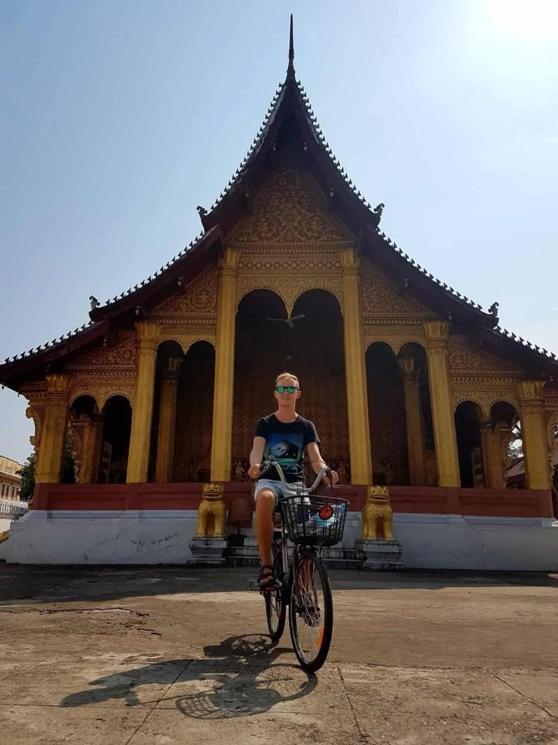 Laos, les magnifiques temples de Luang Prabang 🏯 31
