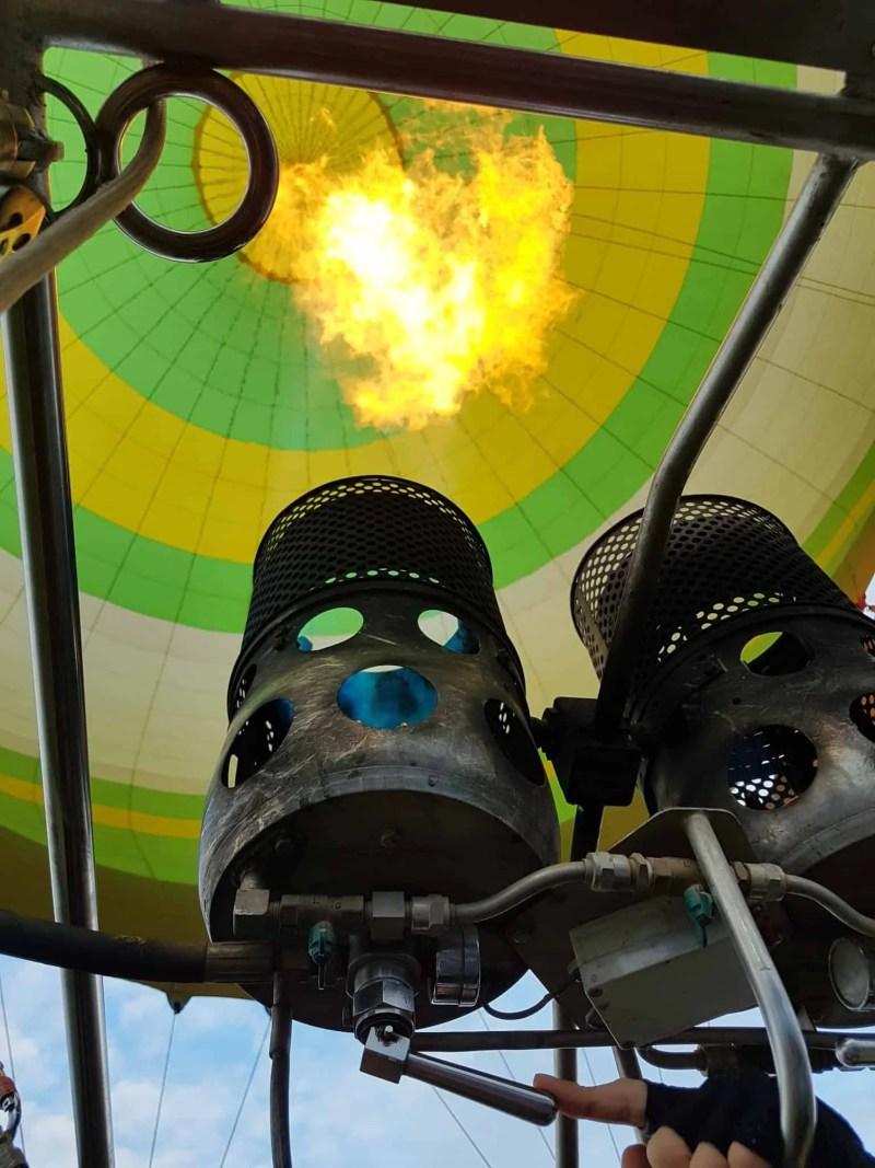Laos, un vol en montgolfière au dessus de Vang Vieng riche en émotions 🎈 6