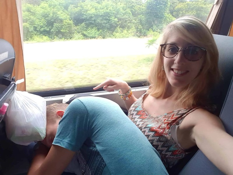 Thaïlande, d'interminables heures de bus qui nous font craquer notre slip 🩲 3