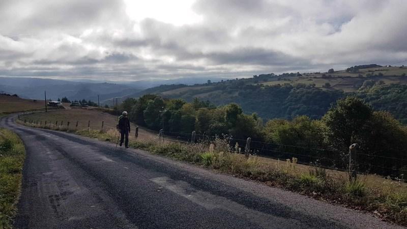 Chemin de Compostelle, arrivées à Massip nous avons droit à notre petit bonheur du quotidien 🎁 7