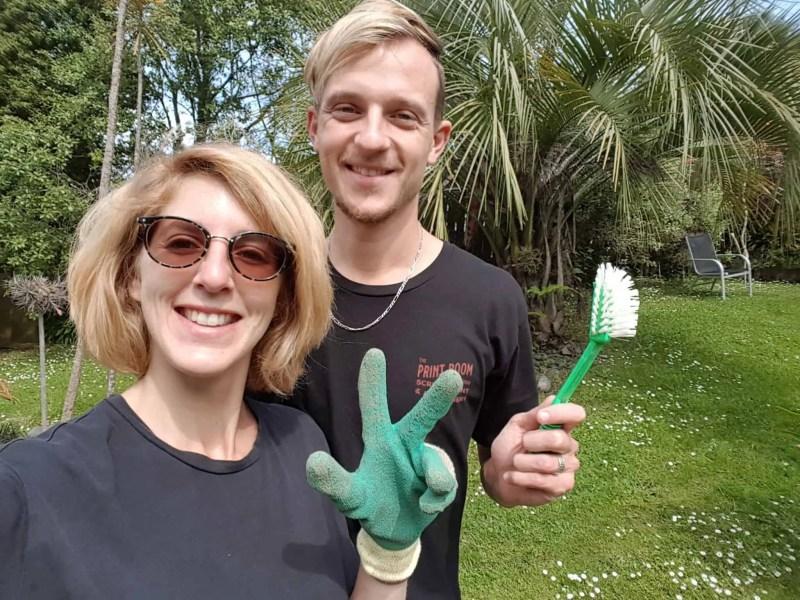Nouvelle-Zélande, une semaine de HelpX chez Angela la gourou 🧙♀️ 8