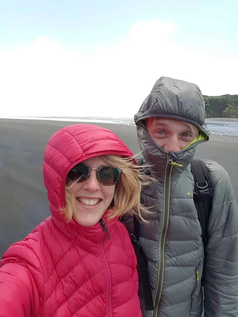 Nouvelle-Zélande, les Three Sisters et l'Elephant Rock plantés au beau milieu de la mer 🐘 7