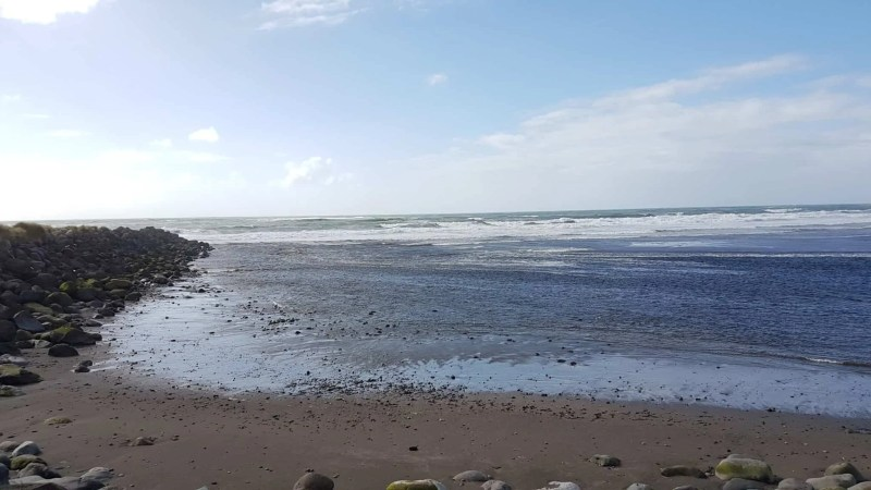 Nouvelle-Zélande, les Three Sisters et l'Elephant Rock plantés au beau milieu de la mer 🐘 15