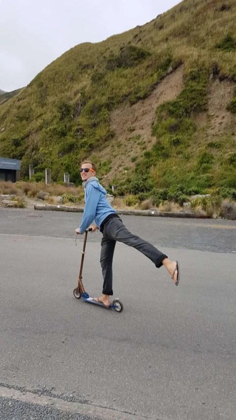 Nouvelle-Zélande, notre arrivée dans la capitale 🏬 15