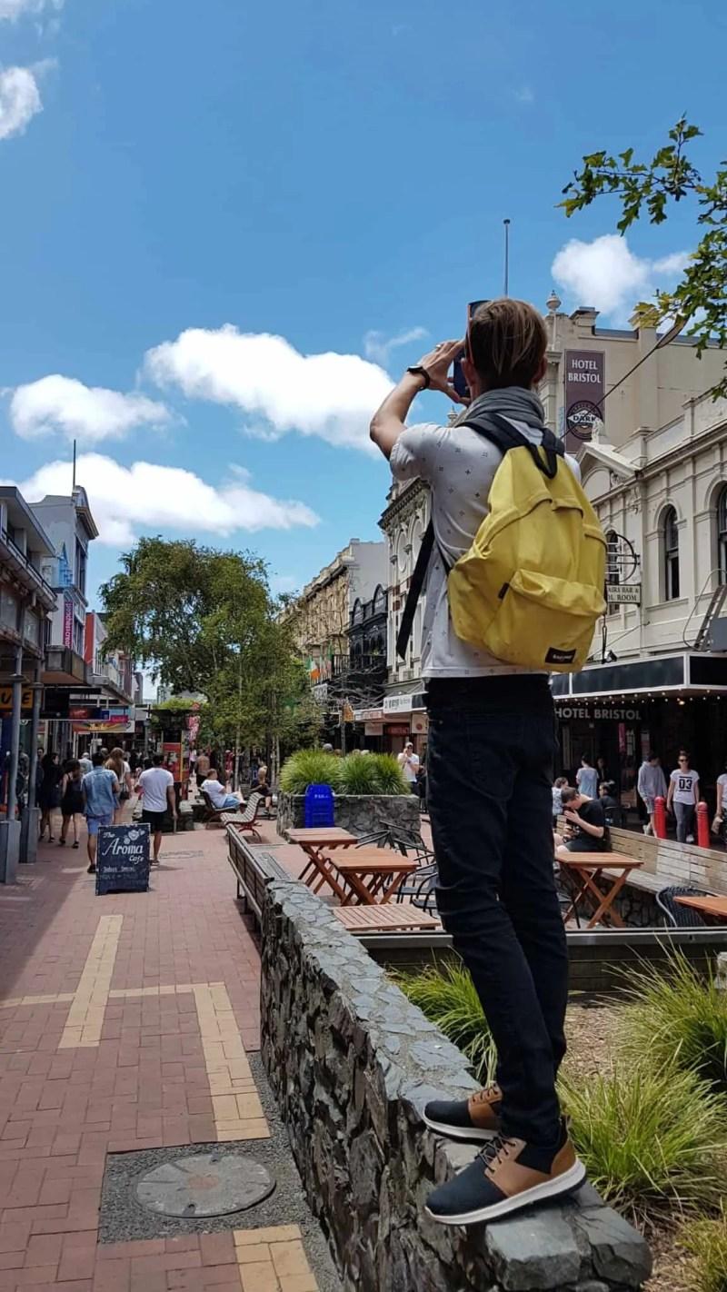 Nouvelle-Zélande, on visite  Wellington avant d'embarquer pour l'île du Sud ⛴ 13