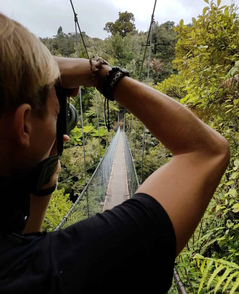 Nouvelle-Zélande, 24 km de randonnée sous la pluie dans le parc d'Abel Tasman 🌧 19