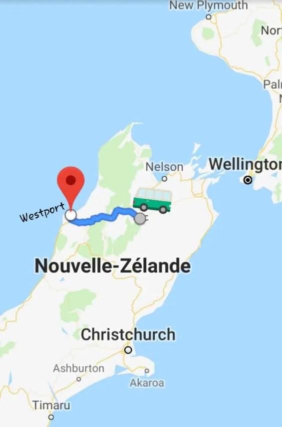 Nouvelle-Zélande, le paisible lac Saint Arnaud 🌥 8