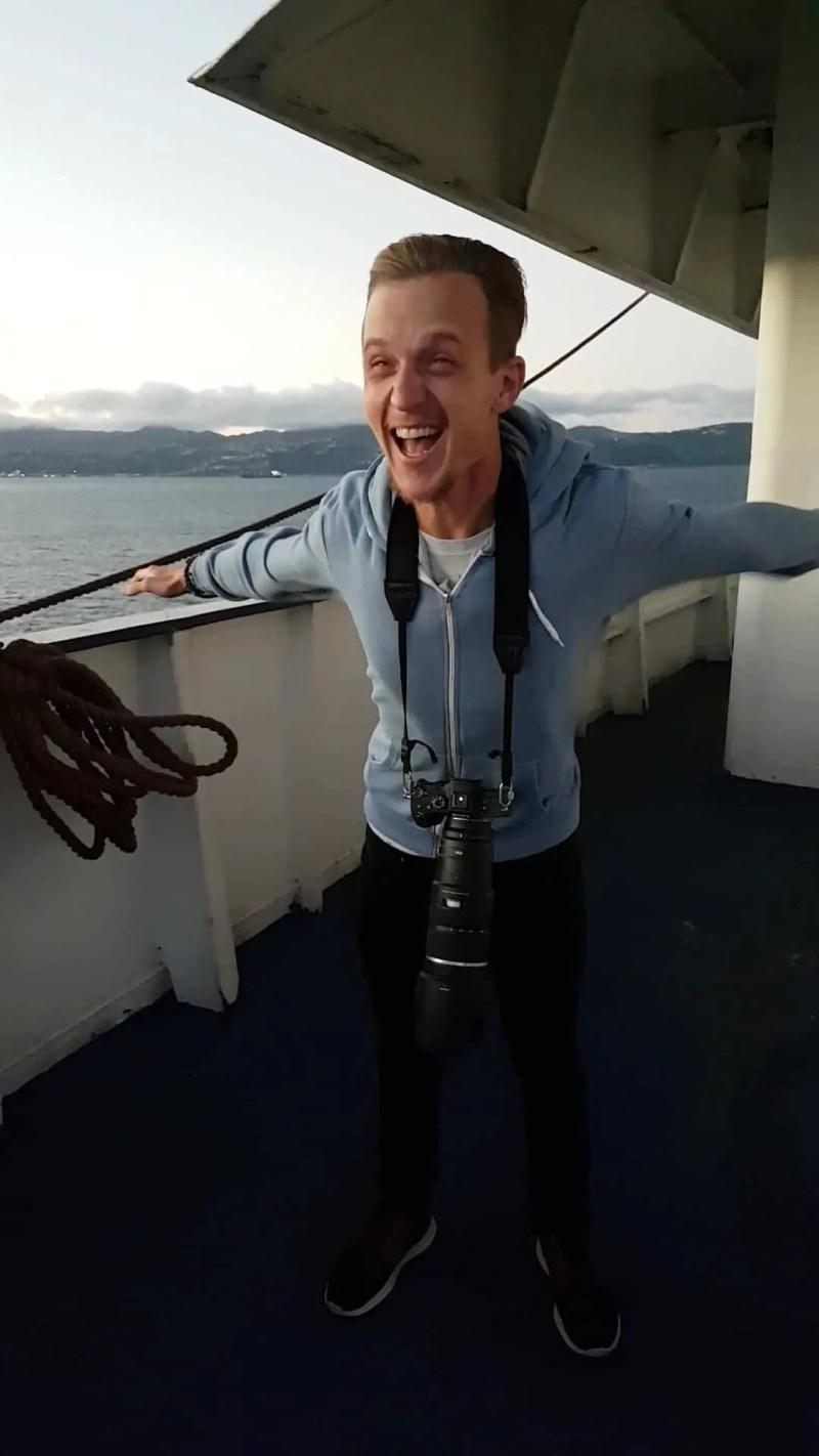 Nouvelle-Zélande, on visite Wellington avant d'embarquer pour l'île du Sud ⛴ 24