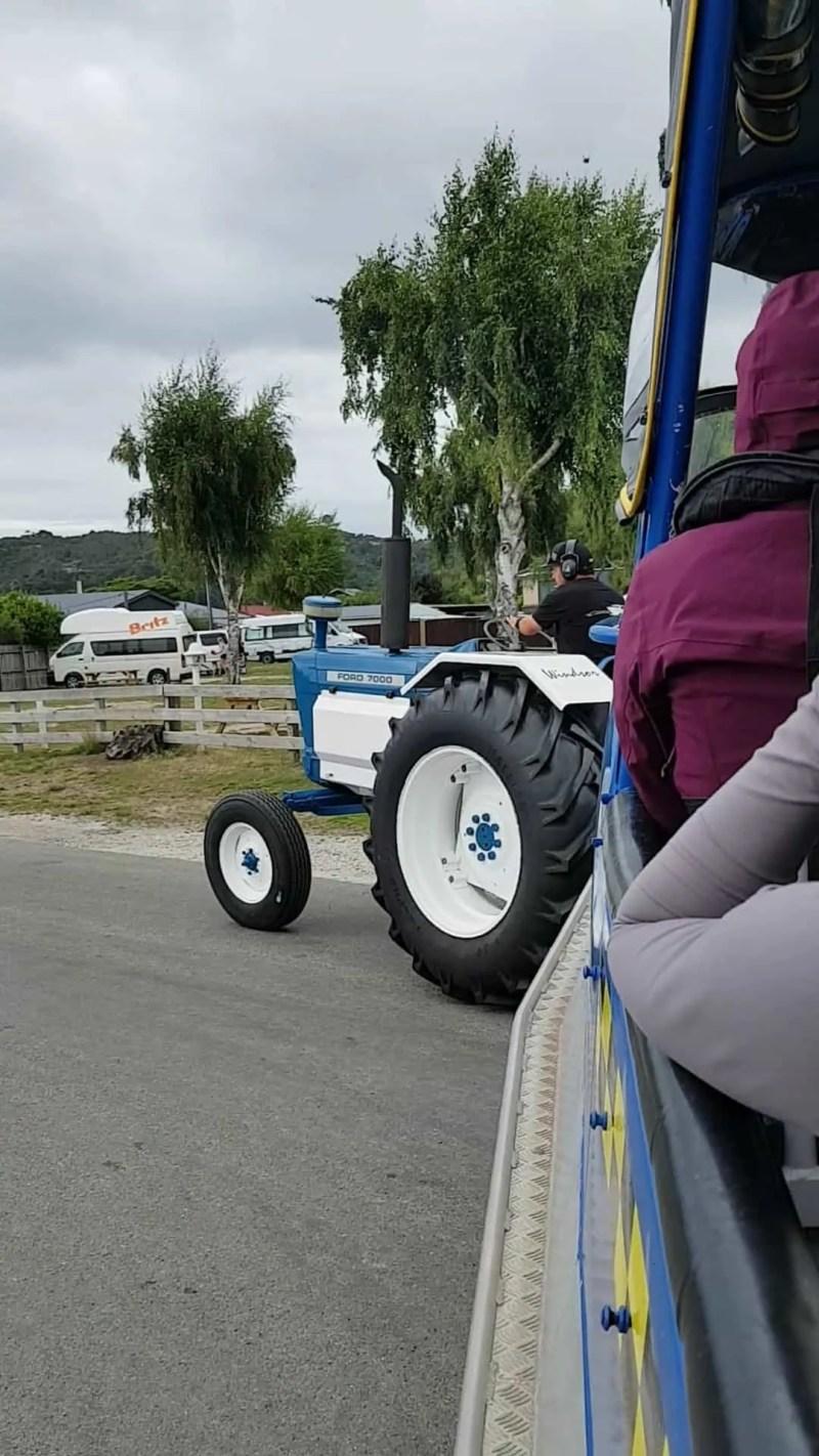 Nouvelle-Zélande, 24 km de randonnée sous la pluie dans le parc d'Abel Tasman 🌧 2