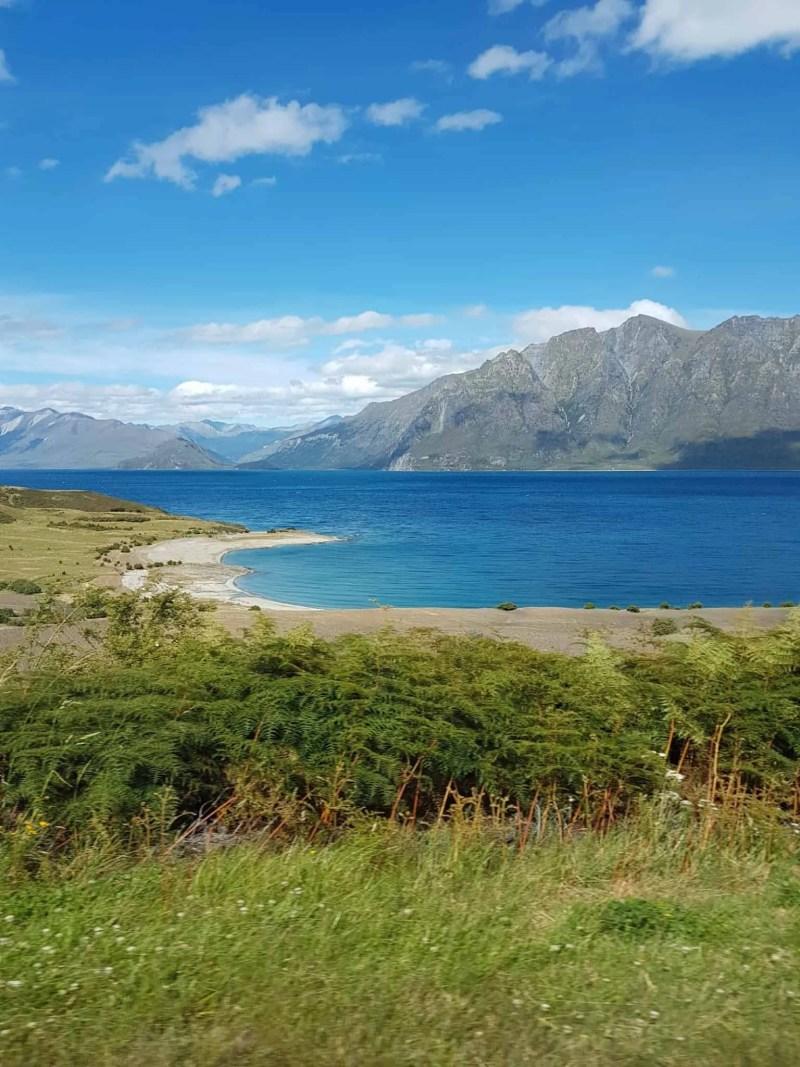 Nouvelle-Zélande, la sublime route de Wanaka entre lacs et montagnes 😍 20