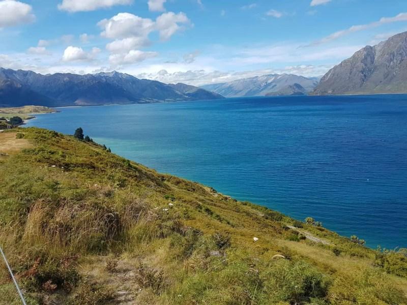 Nouvelle-Zélande, la sublime route de Wanaka entre lacs et montagnes 😍 21