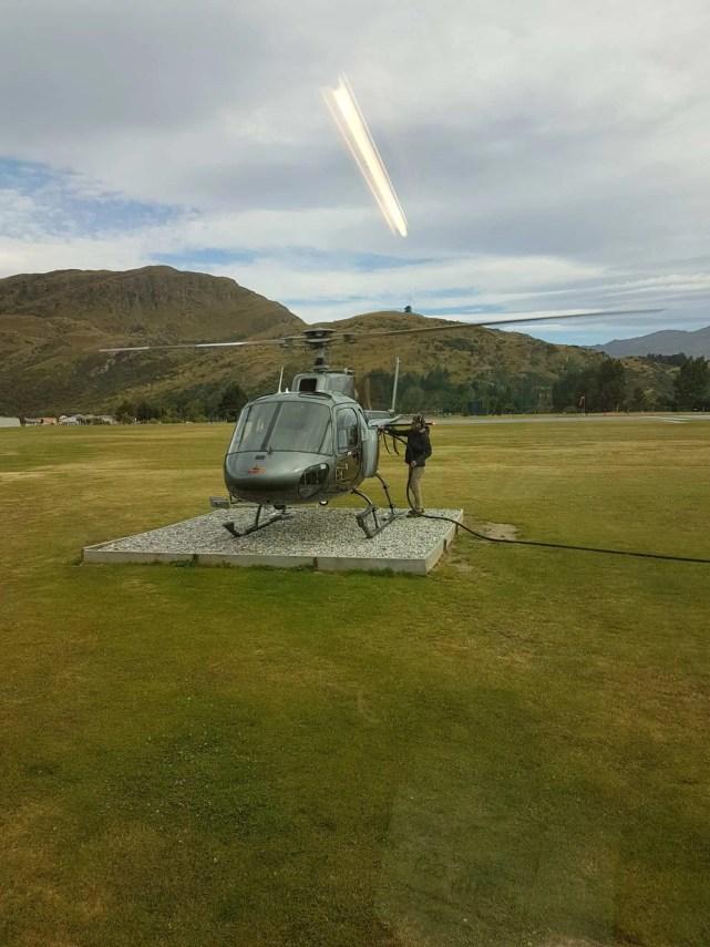 Nouvelle-Zélande, un tour en hélico au dessus de Queenstown qui nous en met plein les yeux ! 🚁 3