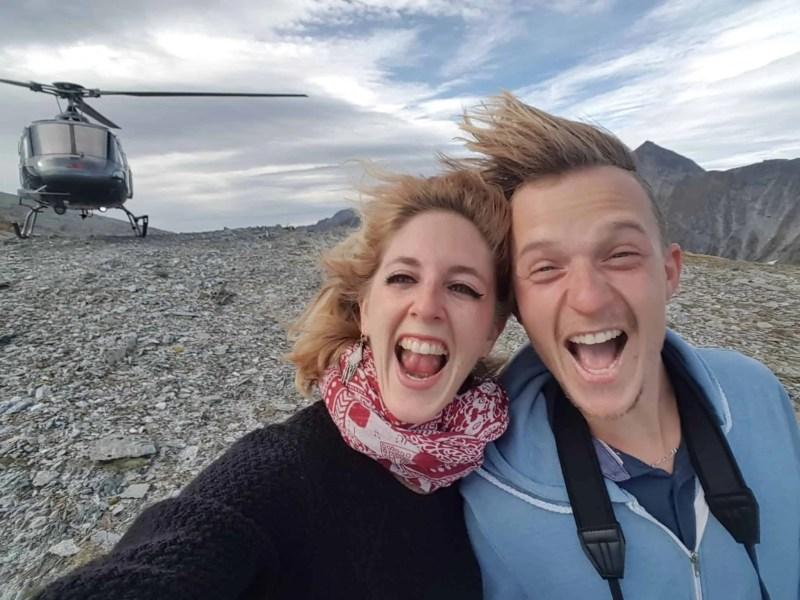 Nouvelle-Zélande, un tour en hélico au dessus de Queenstown qui nous en met plein les yeux ! 🚁 21