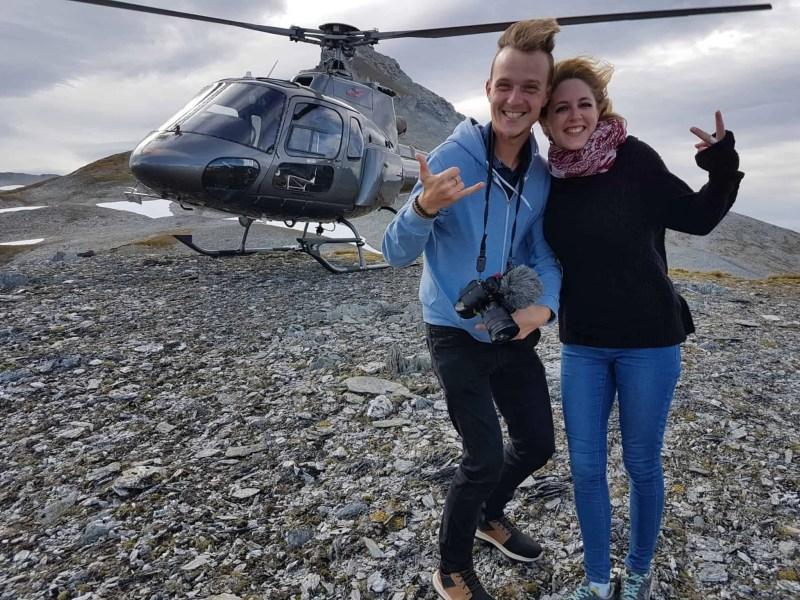 Nouvelle-Zélande, un tour en hélico au dessus de Queenstown qui nous en met plein les yeux ! 🚁 23