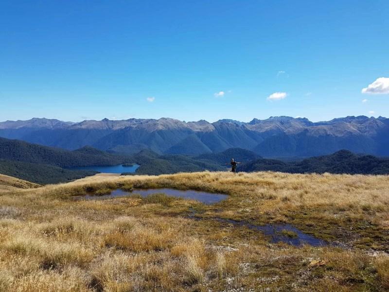 Nouvelle-Zélande, la Mount Burns Tarns Track une rando hors des sentiers battus 👟 13