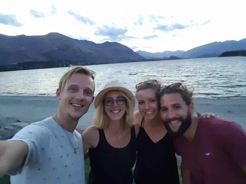 Nouvelle-Zélande, un magnifique lever de soleil depuis Isthmus Peak pour mes 30 ans 🎁 16