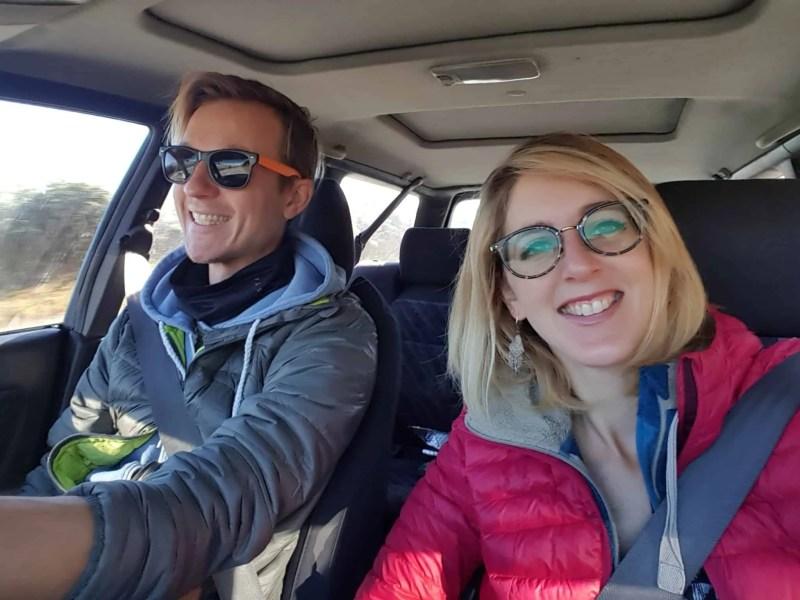 Nouvelle-Zélande, randonnée vers le Rob Roy Glacier et son sommet enneigé ❄ 1