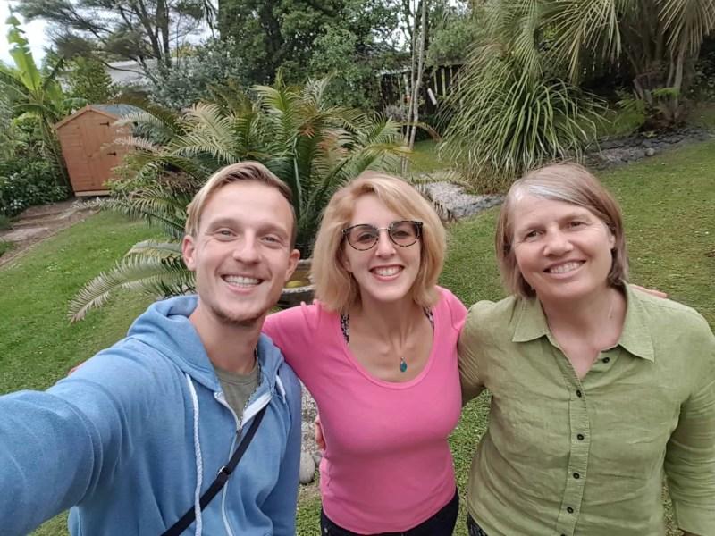 le travail de Helpeurs en Nouvelle-Zélande