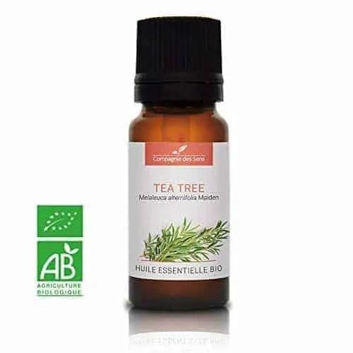 huile essentielle de tea tree bio 10ml