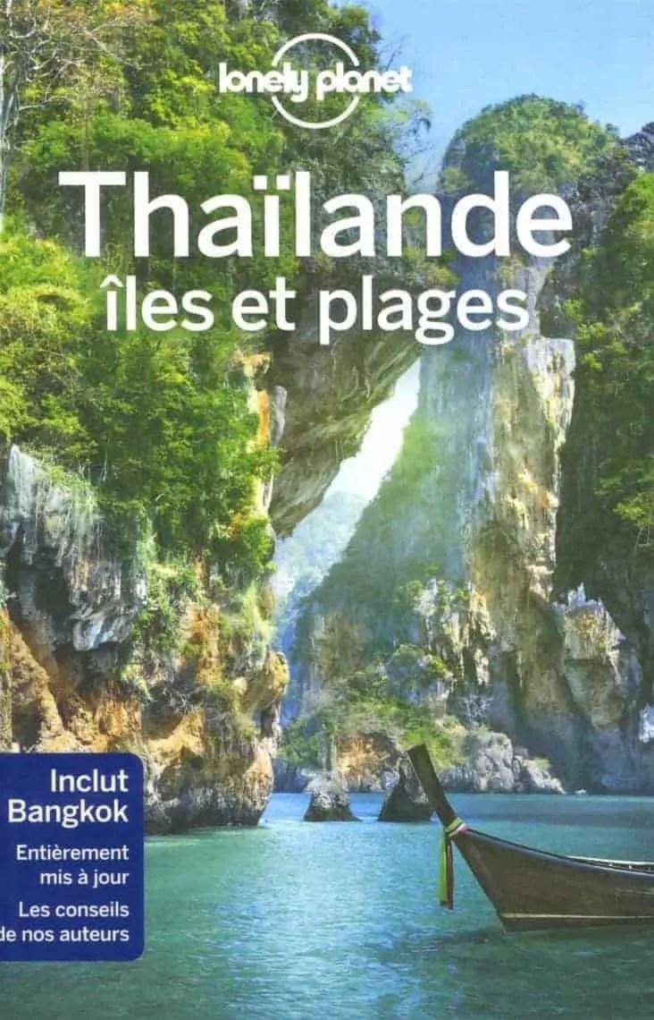 Guide Lonely Planet Thailande iles et plages
