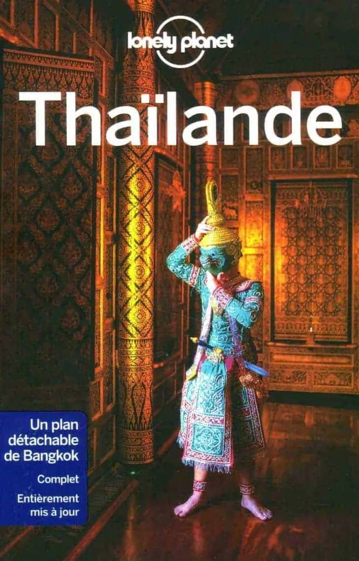 Guide Lonely Planet Thailande