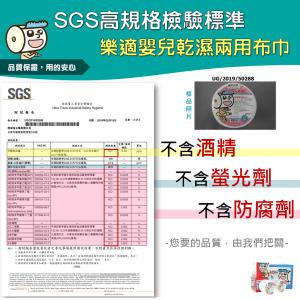 2019年SGS檢驗報告